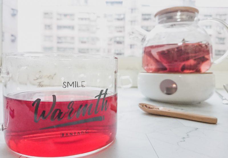玫瑰茶包 / 啜飲草本茶集的玫瑰西施花茶,為生活沏一壺享受或是常駐廁所當馬桶女神??