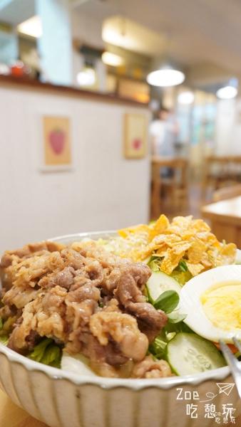 國父紀念館捷運站美食 / 日式鄉村風咖啡廳,不論外頭雨下多大、天多陰,這裡「一直是晴天」!