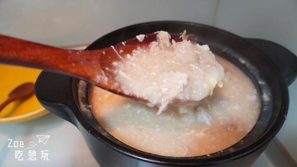 料理食譜 / Costco烤雞吃不完怎麼辦?扒皮撕肉剝骨做雞粥吧!