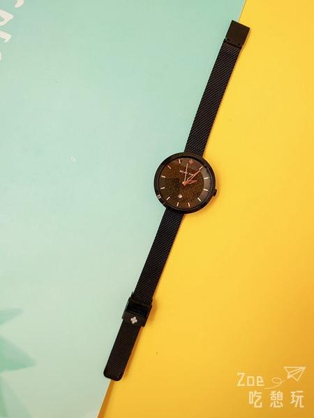 大錶面手錶 / 姐戴的不是錶,是時尚!RELAX TIME Changing 變幻系列黑錶潮到不行