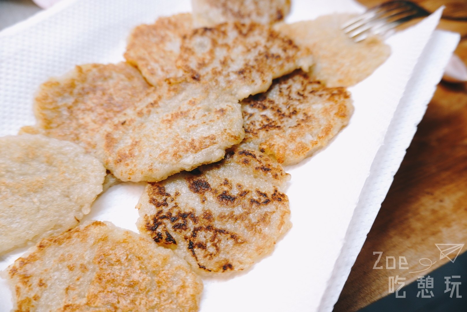 宅在家做料理-馬鈴薯煎餅,在家也能簡單吃到韓國道地小吃