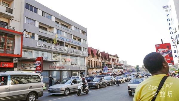 蜜月不正經@非洲 / 我在馬達加斯加首都「安塔那那利佛」感受富貴與貧窮一線之隔的哀愁